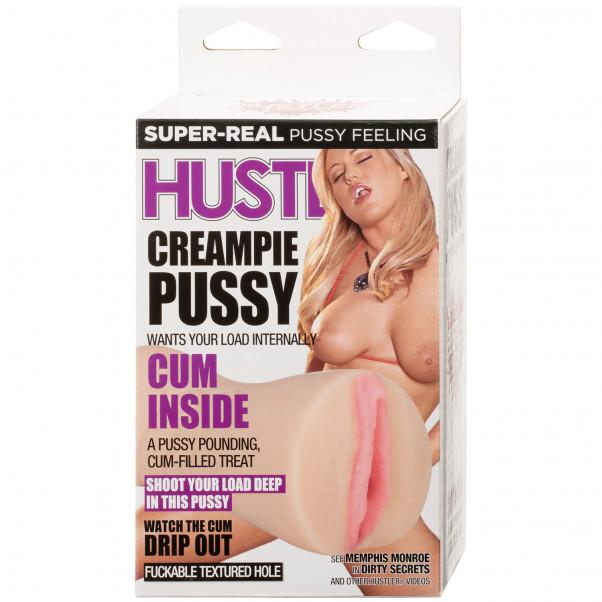 Hustler Creampie Pussy Masturbator  100