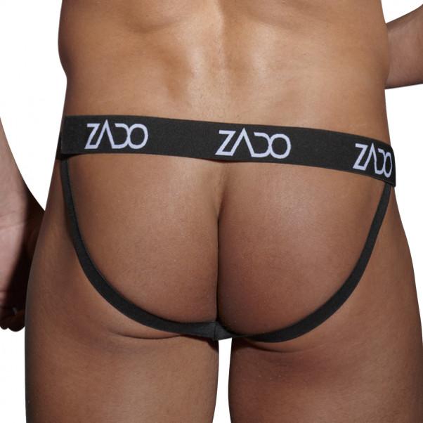 Zado Læder Jockstrap til Mænd