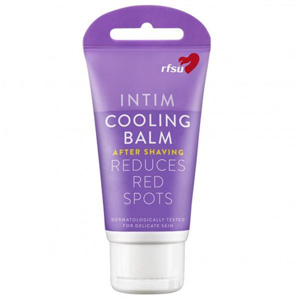 RFSU Intim Cooling Balm After Shave Gel 40 ml  1