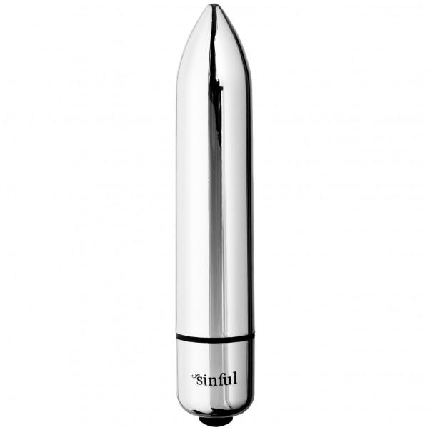 Sinful 10-Speed Magic Silver Bullet Vibrator Produktbild 1