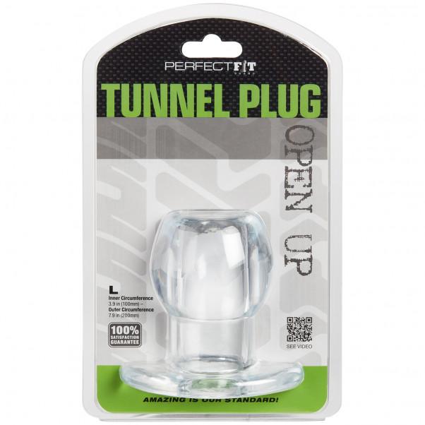 Perfect Fit Ass Tunnel Plug Large bild på förpackningen 90