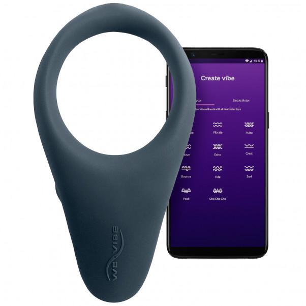 We-Vibe Verge Appstyrd Vibratorring produkt och app 1