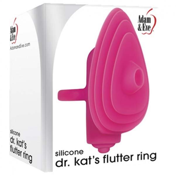 Adam & Eve Dr. Kat's Flutter Ring Fingervibrator