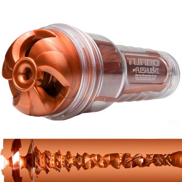 Fleshlight Turbo Thrust Copper Masturbator  1