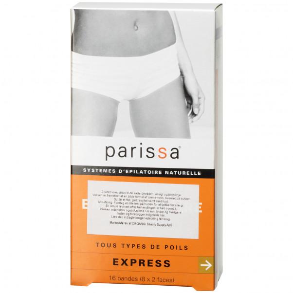 Parissa Veganska Ansikts- och Bikini Wax Strips  1