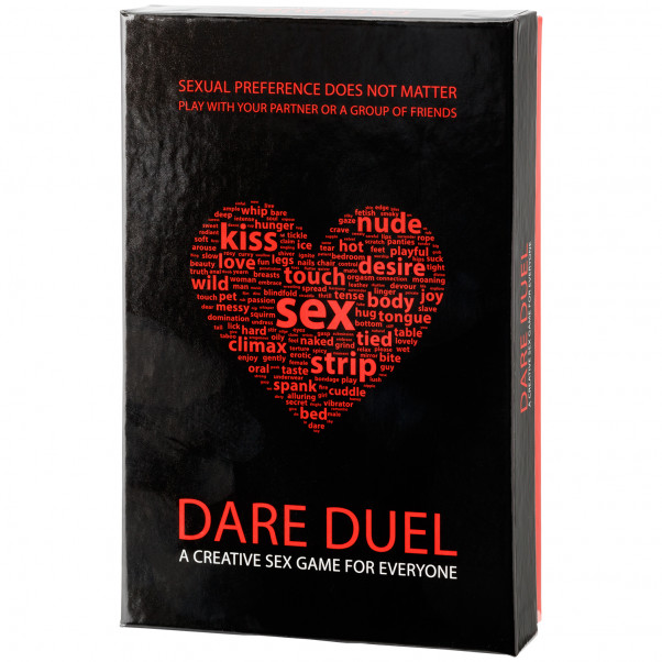 Dare Duel Sexspel för Par  100