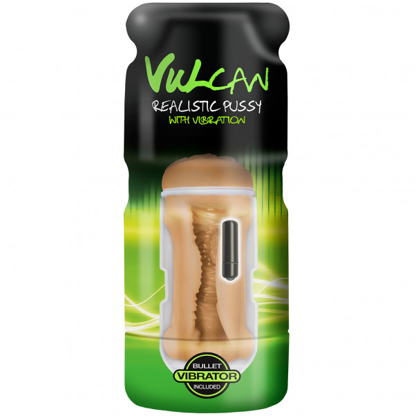 Topco Cyberskin Vulcan Realistic Vagina Onaniprodukt  1