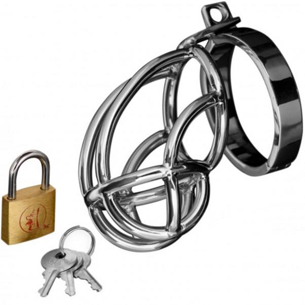 Master Series Captus Locking Kyskhetsbälte  1
