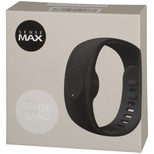 SenseMax Senseband Interaktivt Armband bild på förpackningen 90