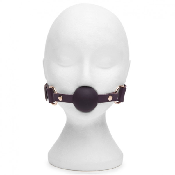 Fifty Shades Freed Cherished Collection Ball Gag i Läder