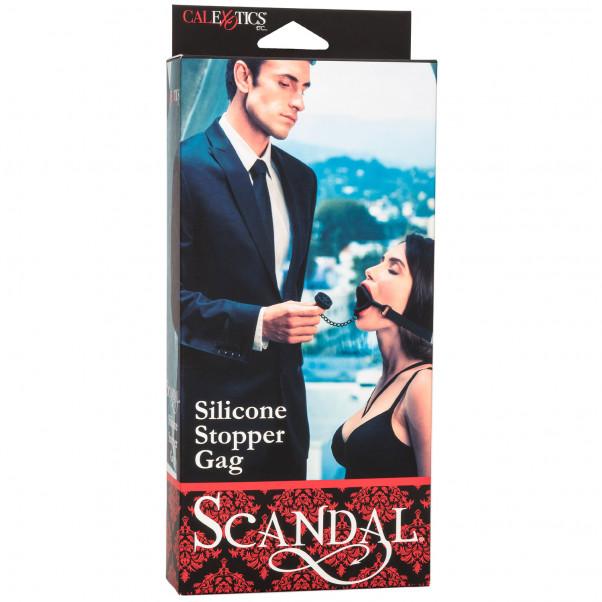 Scandal Silikon Stopper Gag  3