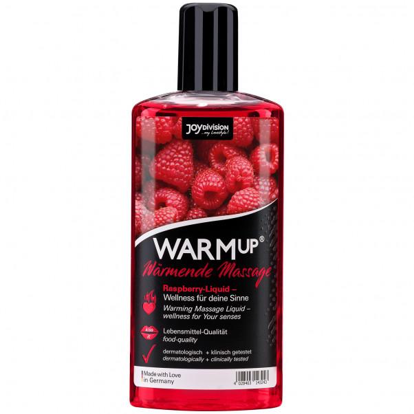 Joydivision WARMup Värmande Massageolja med Smak 150 ml  3