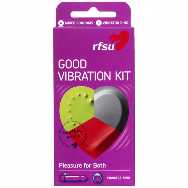 RFSU Good Vibration Kondomer 6 st  1