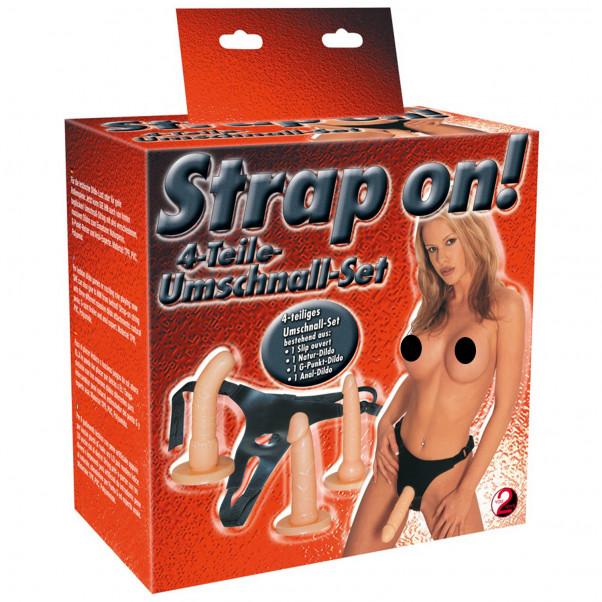 You2toys Strap-on Set  2