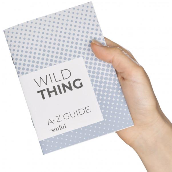 Sinful Wild Thing Sexlegetøj Boks Hand 50