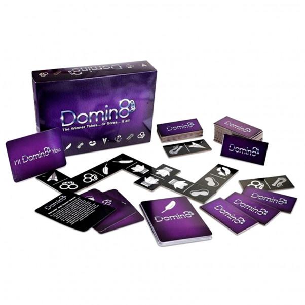 Domin8 Fetishspel för Par  1
