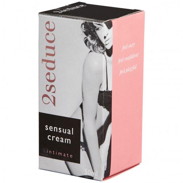 2Seduce Intimate Sensual Cream 50 ml  2