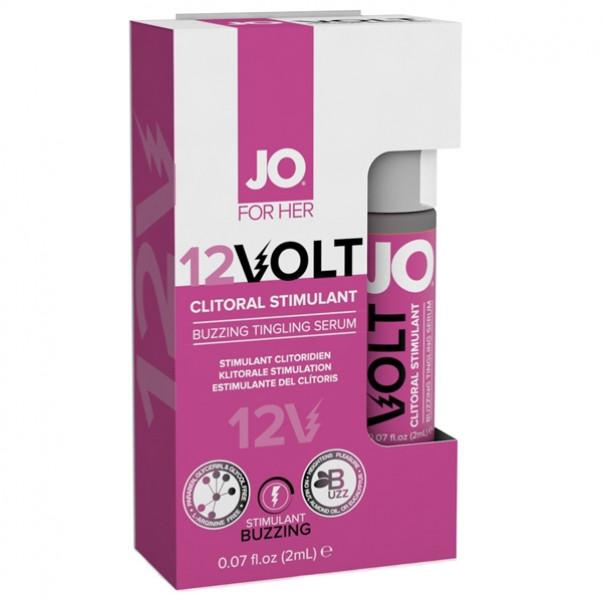 System Jo 12Volt Klitorisserum 2 ml