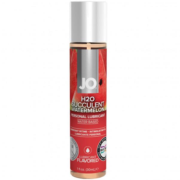 System JO H2O Flavor Vattenbaserat Glidmedel med Smak 30 ml  3
