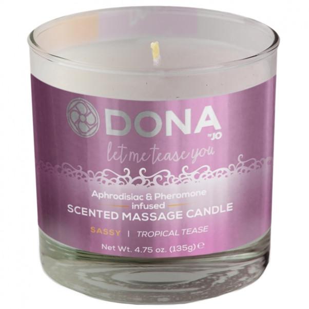 Dona Massageljus med Doft 135 g