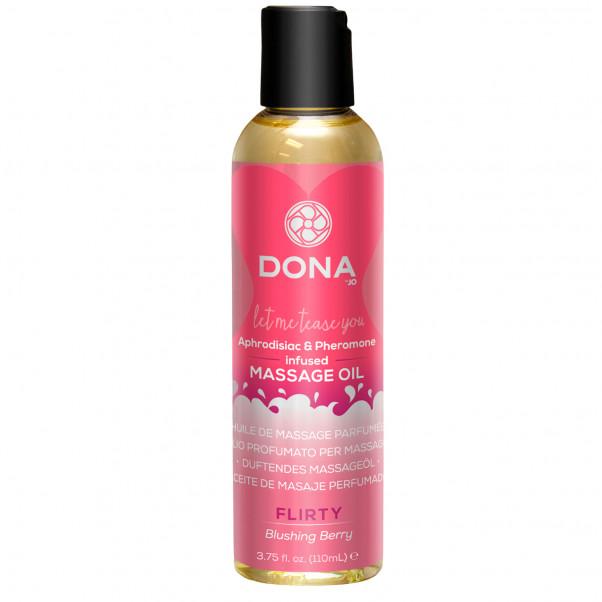 Dona Massageolja med Doft 125 ml  2