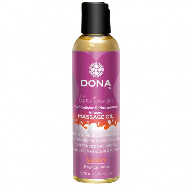 Dona Massageolja med Doft 125 ml  3