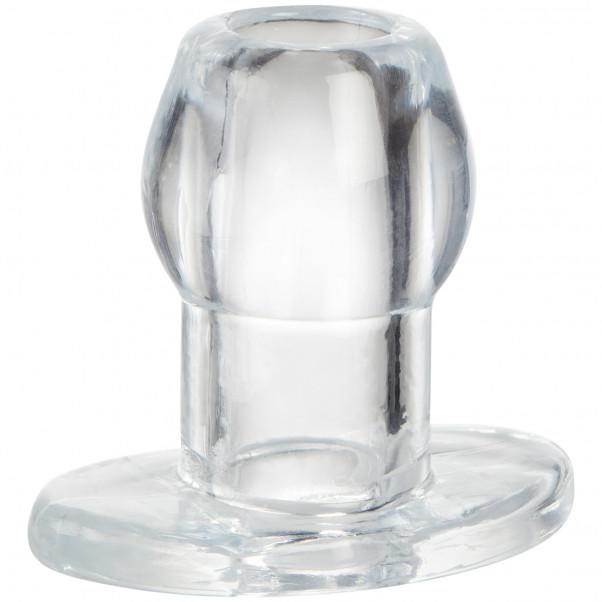 Perfect Fit Tunnel Buttplug Medium Clear bild på förpackningen 1
