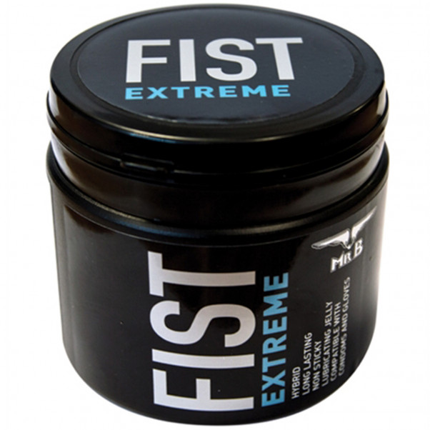 Mister B Fist Extreme Glidmedel 500 ml  1