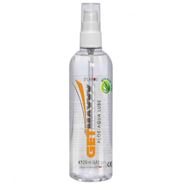 Getmaxxx Aloe Vera Vattenbaserat Glidmedel 200 ml  1