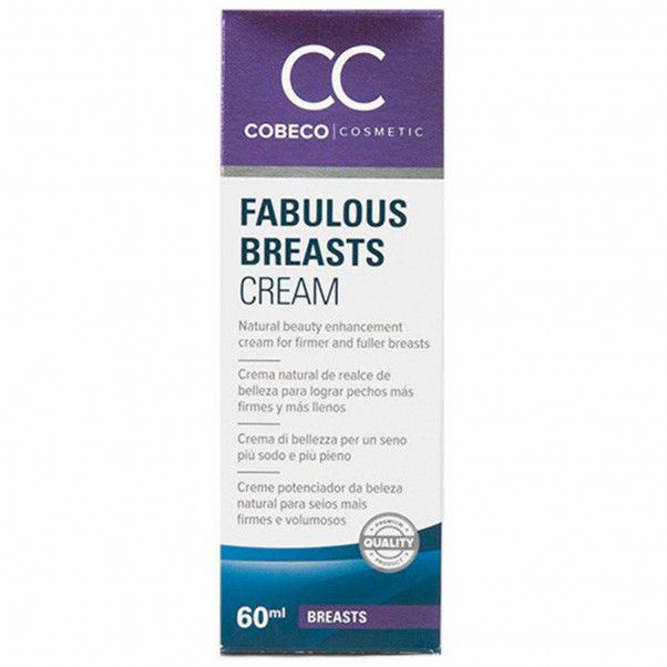 Fabulous Breasts Cream 60 ml  2
