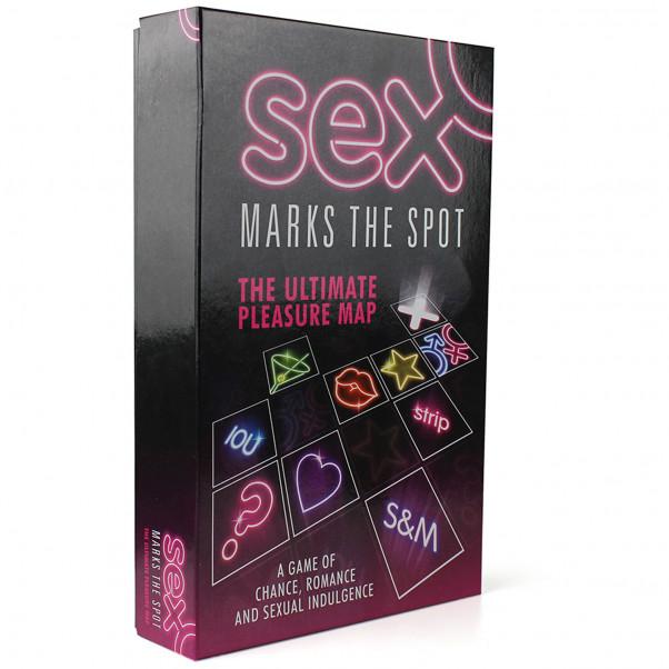 Sex Marks The Spot Romantiskt Parspel