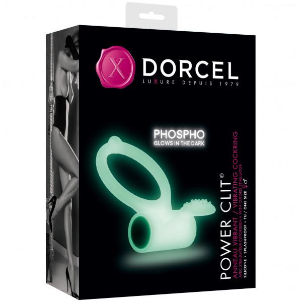 Marc Dorcel Power Clit Självlysande Vibrerande Penisring  5