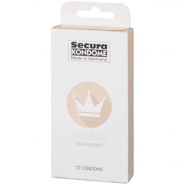 Secura Original Kondomer 12 st bild på förpackningen 90