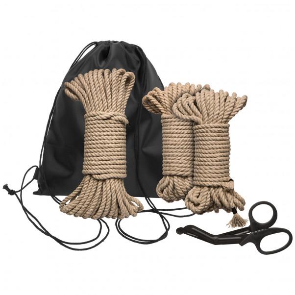 Kink Bind & Tie Initiation Bondageset 33 m  1