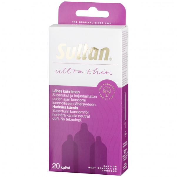 Sultan Supertunna Kondomer 20 st  1