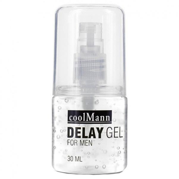CoolMann Delay Gel 30 ml  1