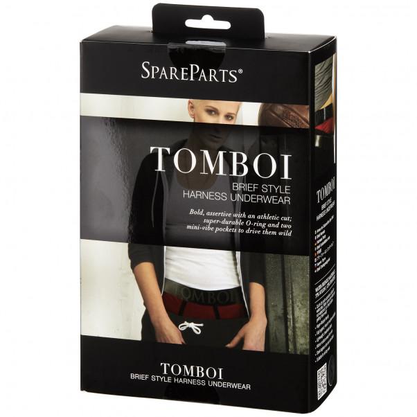 SpareParts HardWear Tomboi Boxer Harness för Kvinnor bild på förpackningen 90