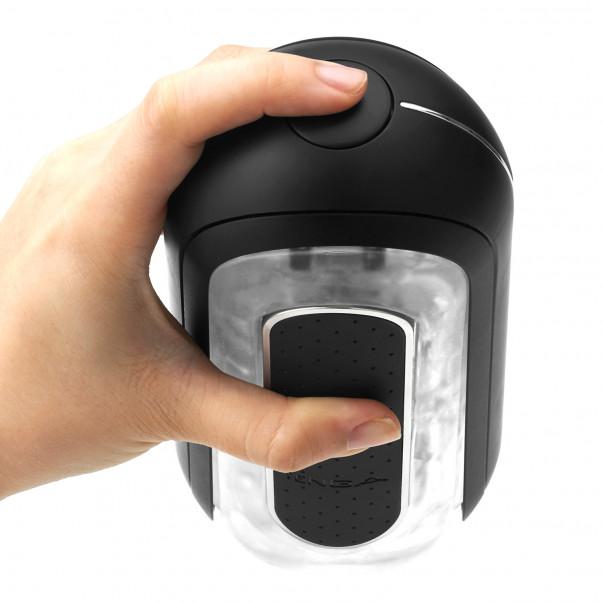 Tenga Flip Zero Black med Vibrator  4