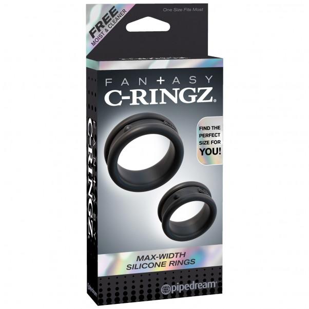 Fantasy C-Ringz Max Penisringar 2 st  3