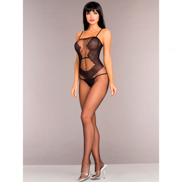 Be Wicked Spets Bodystocking  1