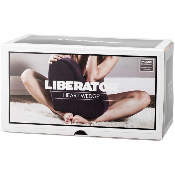 Liberator Heart Wedge Sexkudde  100