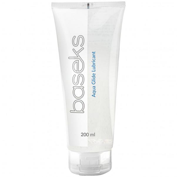 Baseks Aqua Glide Vattenbaserat Glidmedel 200 ml  1