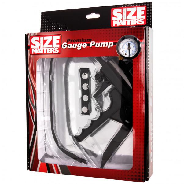 Size Matters Premium Gauge Pump  2