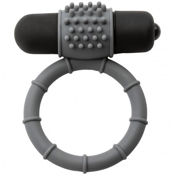 Baseks Silikon Penisring med Vibrator  3