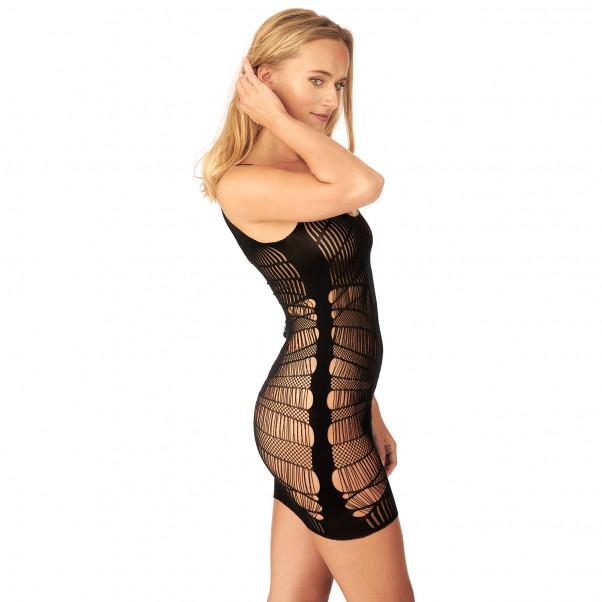 Nortie Birna Miniklänning utan Ärm produkt på modell 2
