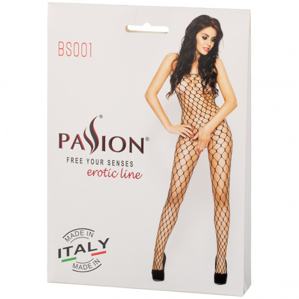 Passion Net Catsuit Pack 90