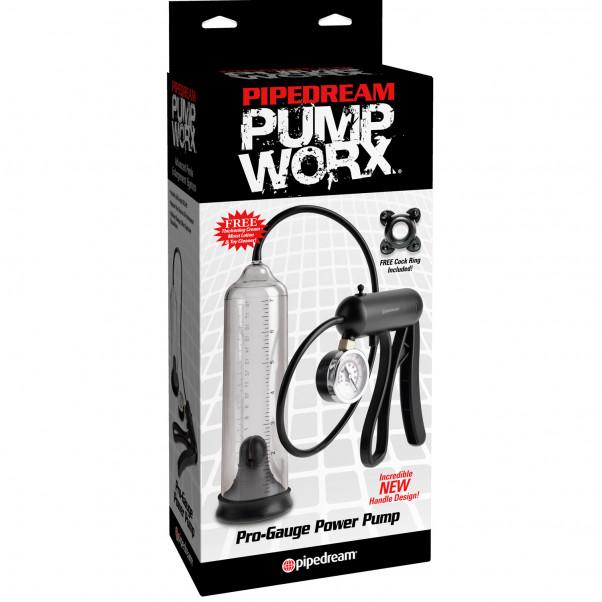 Pump Worx Pro-Gauge Penispump  3