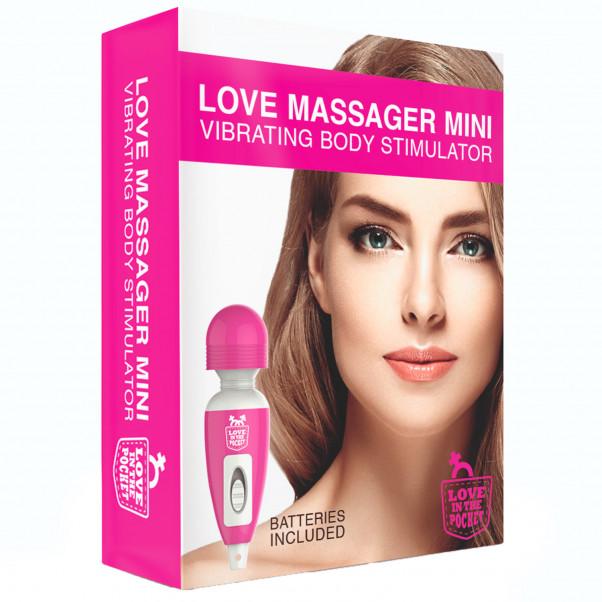 Love In The Pocket Mini Massage Wand  2