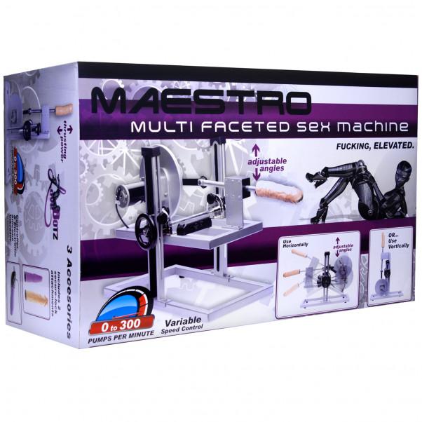 LoveBotz Maestro Multi Sexmaskin  6