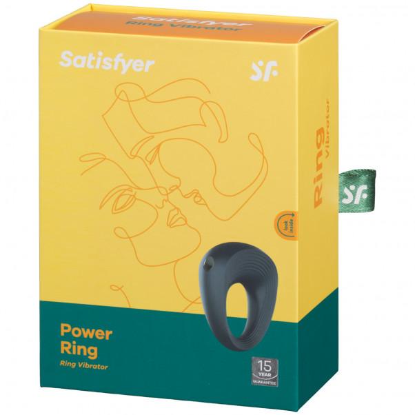 Satisfyer Power Vibrerande Penisring 90
